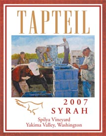 2007 Library Syrah
